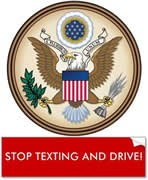 "President Obama Bans ""Texting while Driving"" for 4,500,000 government workers"